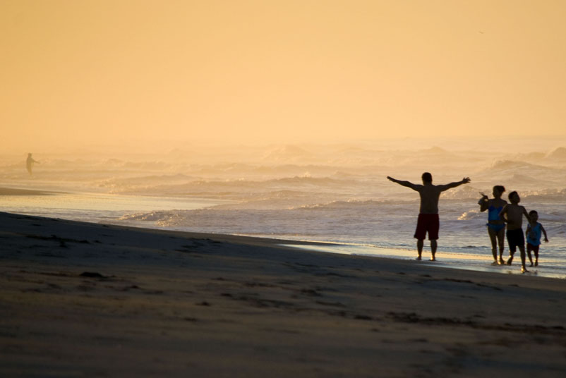 ecoturismo en playa